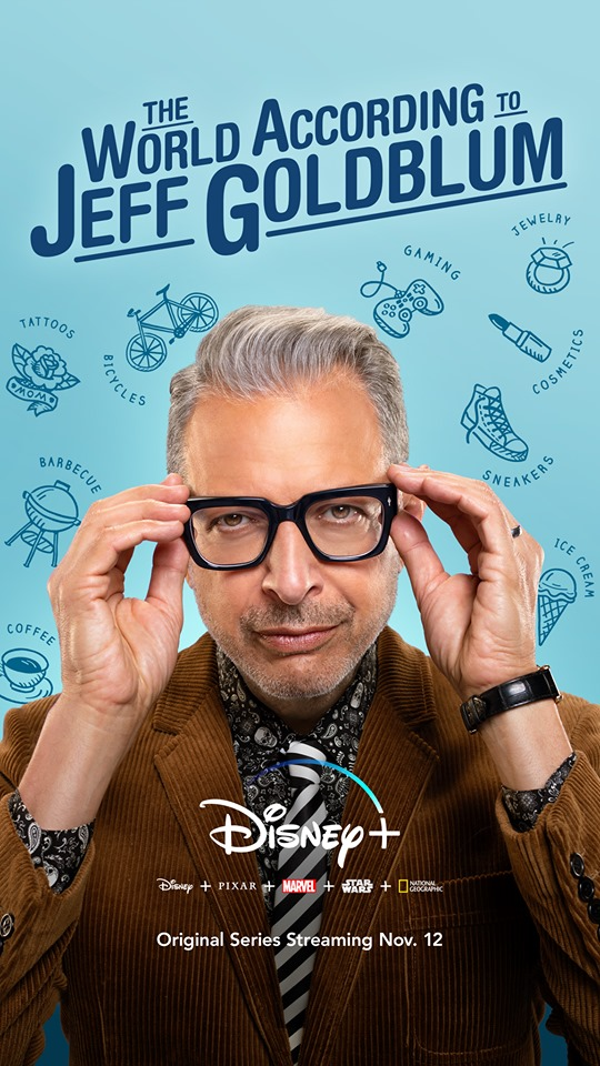 Disney Plus - 2019 D23 Expo Presentation - The World According to Jeff Goldbloom
