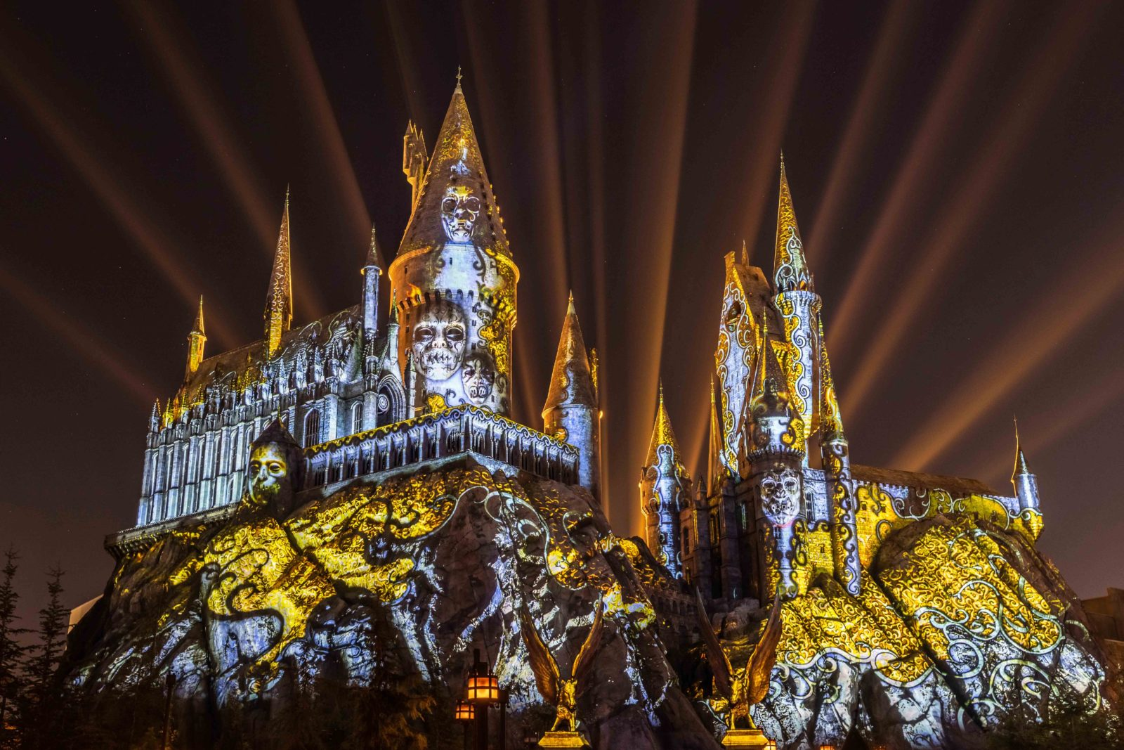 Dark Arts at Hogwarts Castle is Coming to Universal Orlando Resort this September