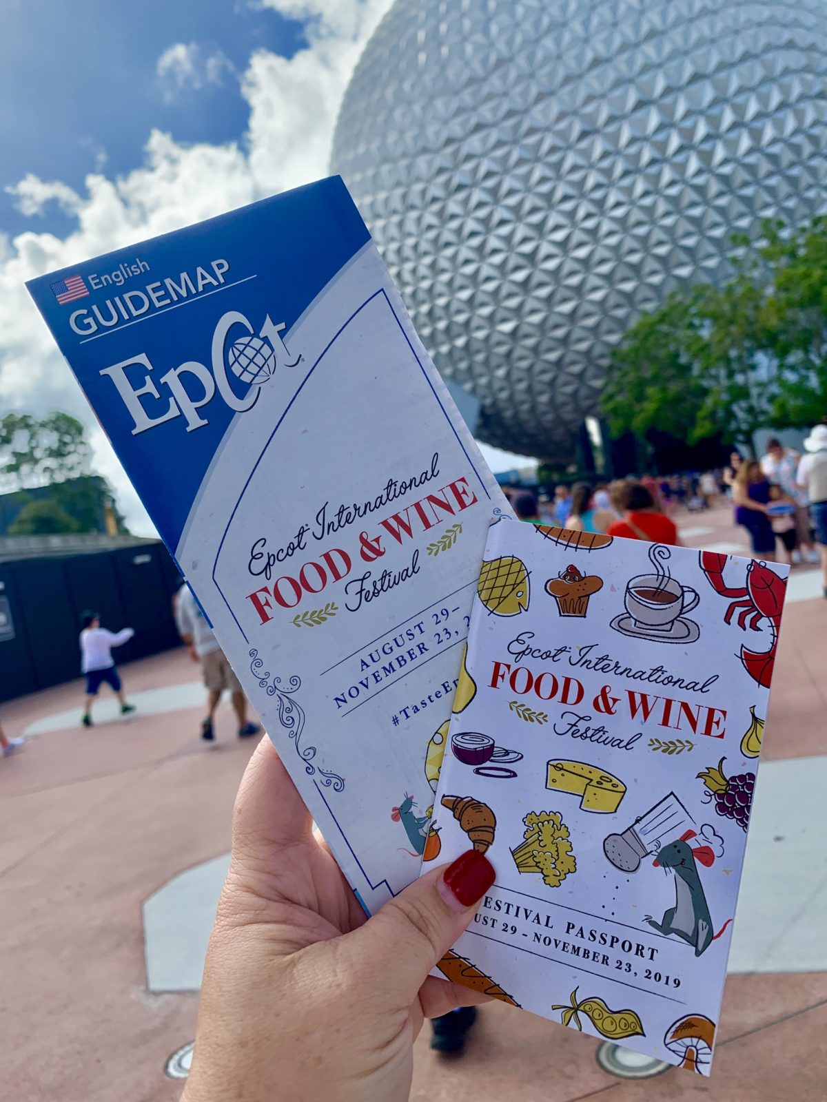 Epcot International Food and Wine 2019