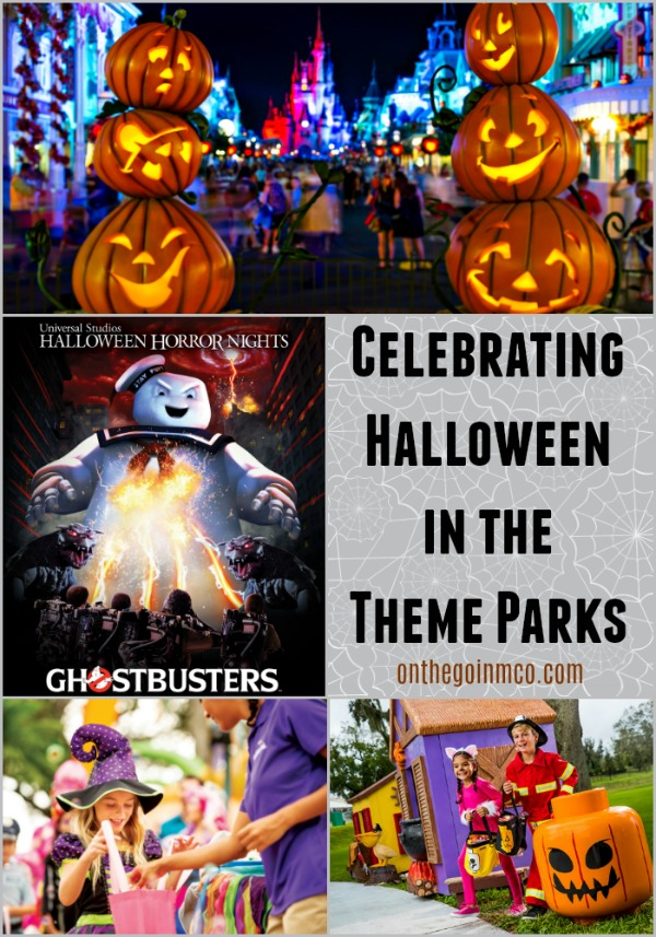 Halloween in the Parks 2019