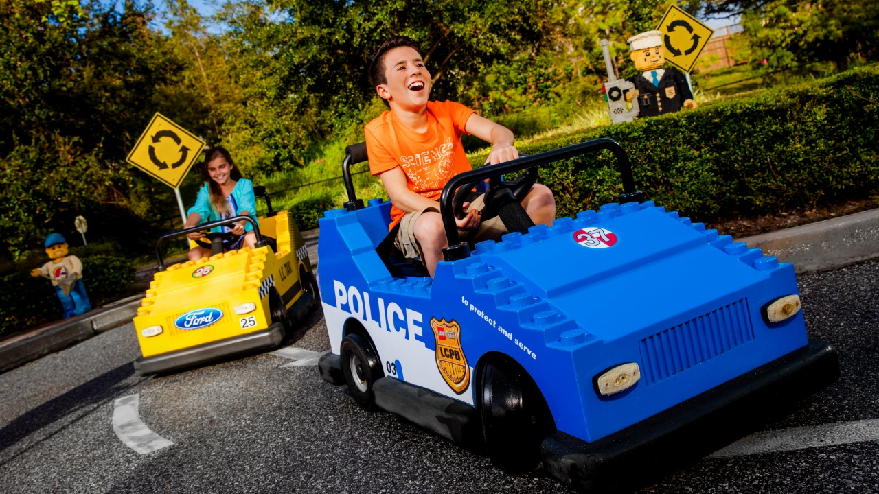 LEGOLAND Florida Hero Days September 2019