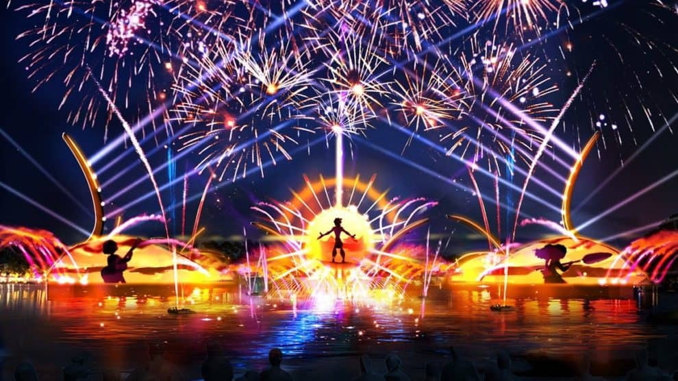 HarmonioUS Epcot Rendering New in 2020