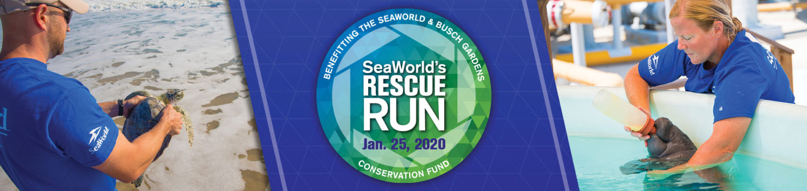 SeaWorld Orlando Rescue Run January 2020