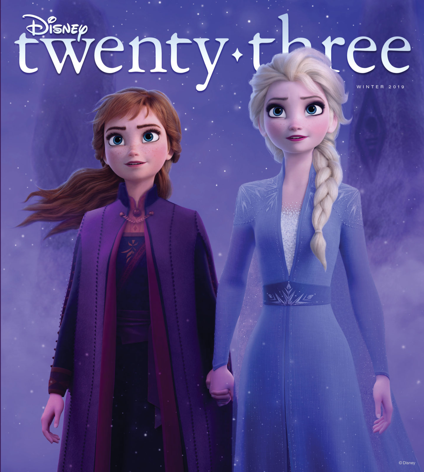 2019 Disney Twenty Three Winter - Frozen II D23