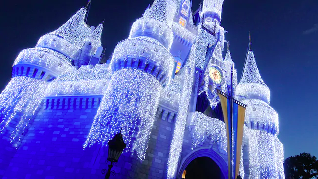 Disney's Holiday D-Lights Walt Disney World Holiday Tours