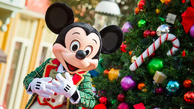 Disney's Yuletide Fantasy Disney Holiday Tours