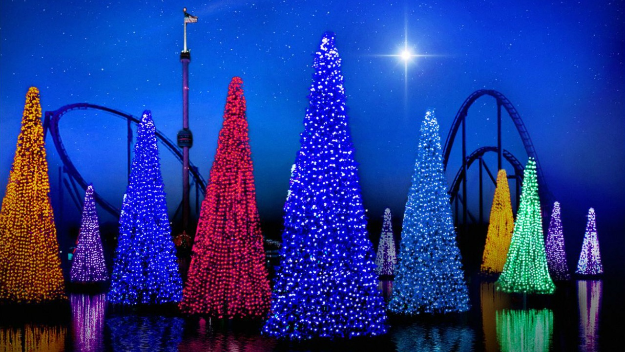 SeaWorld Orlando Christmas Celebration 2019