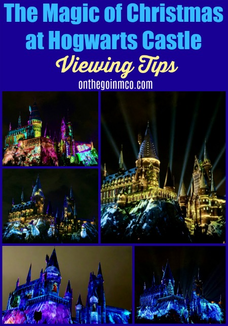 The Magic of Christmas at Hogwarts Castle Universals's Islands of Adventure Holidays 2019
