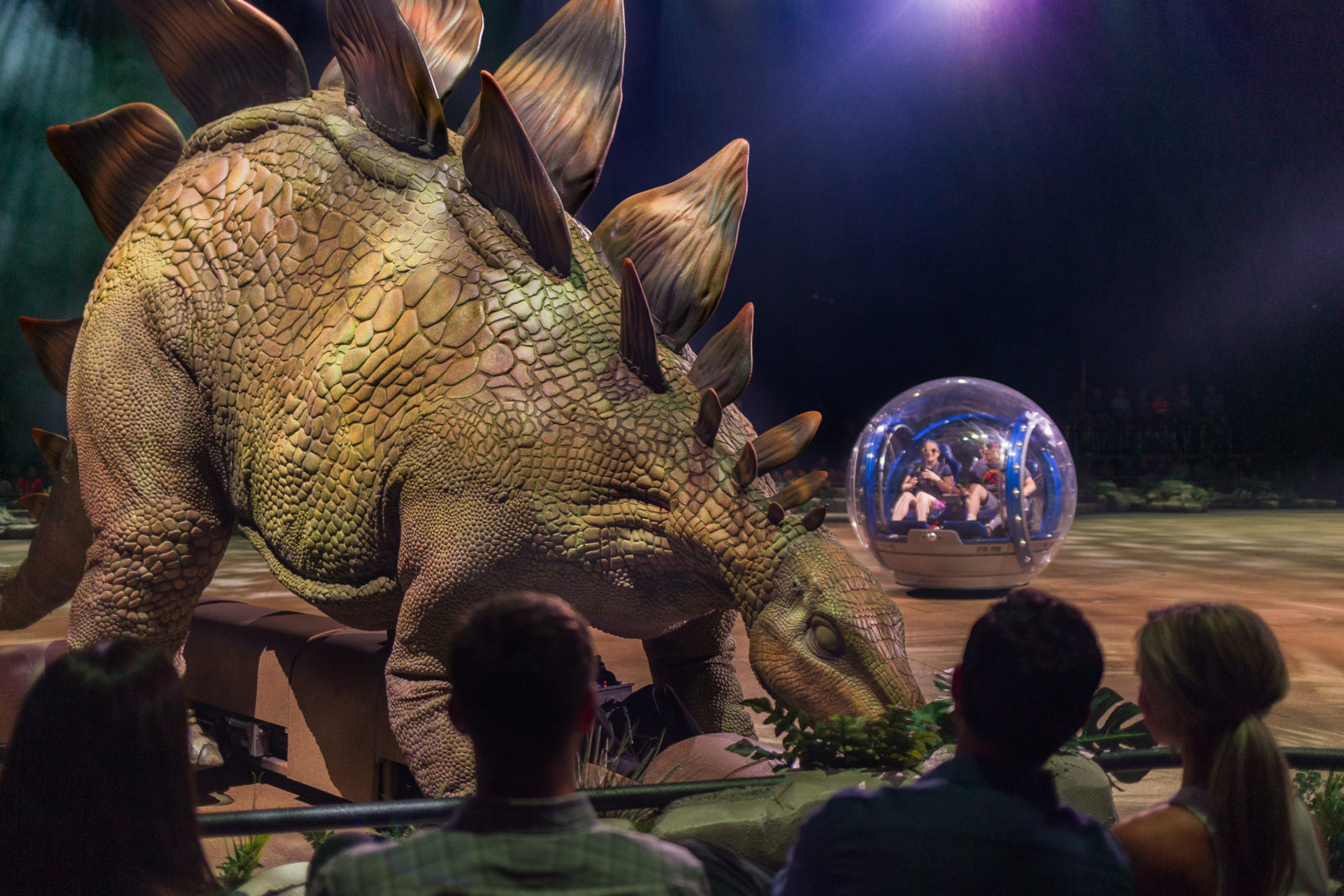 Jurassic World Live Tour Amway Center January 2020