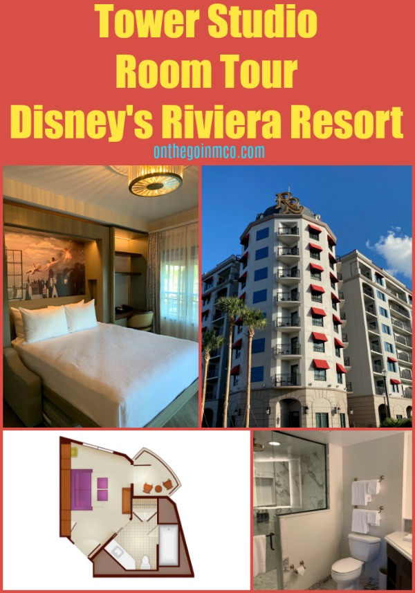 Disney's Riviera Resort Tower Studio