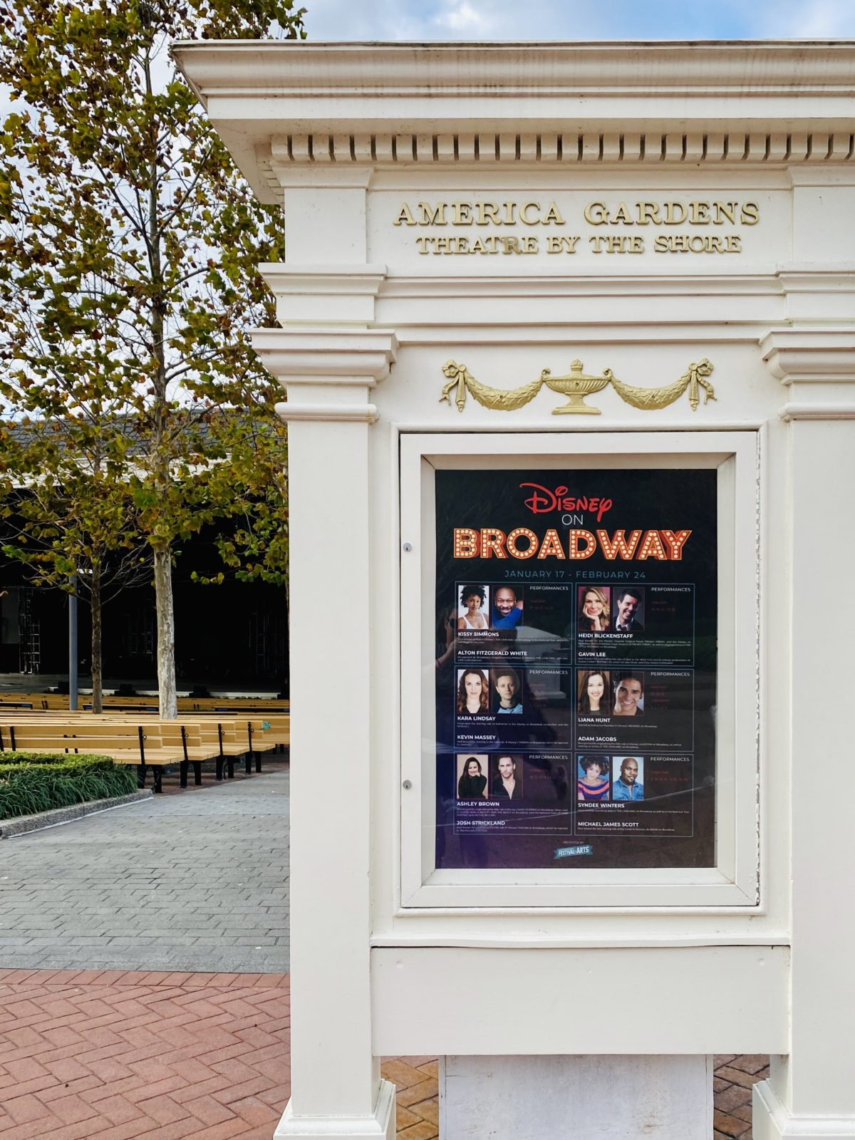 Disney on Broadway Concert Series