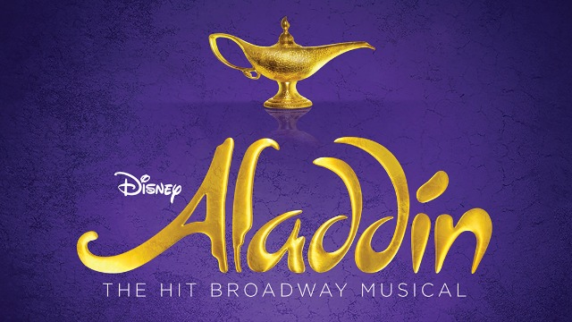 Disney's Aladdin Dr. Phillips Center for the Performing Arts January 2020