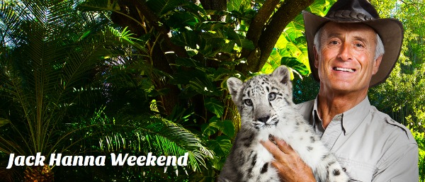 Jack Hanna Weekend SeaWorld January 2020