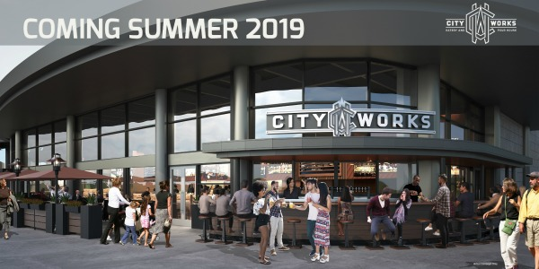 New in 2020 - City Works at Disney Springs
