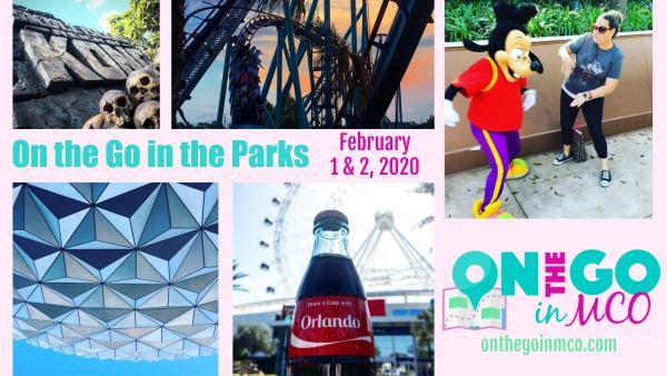 On the Go in the Parks Feb 1 and 2
