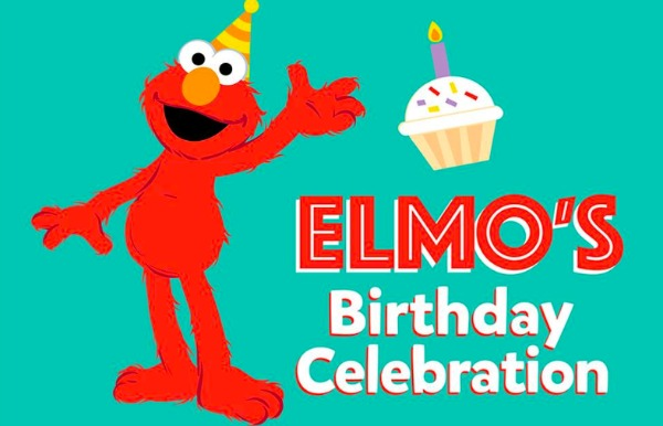 SeaWorld Orlando Elmo's Birthday Celebration 2020