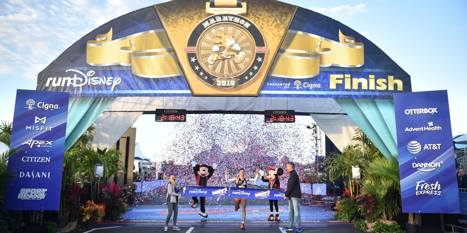 Walt Disney World Marathon Weekend January 2020