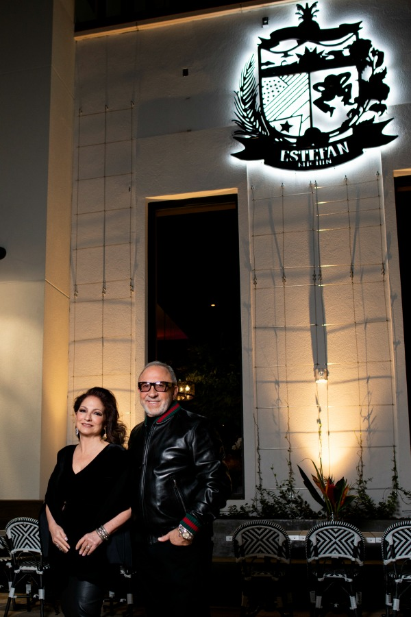 Estefan Kitchen Orlando Exterior Emilio and Gloria Estefan