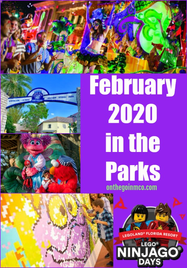 February 2020 in the Parks