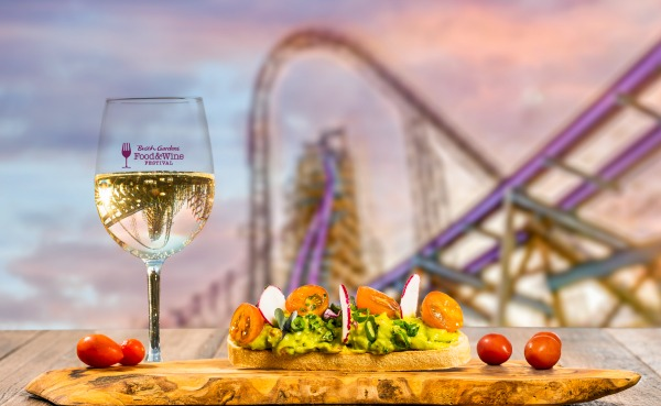 Busch Gardens Tampa Bay Food and Wine Festival 2020