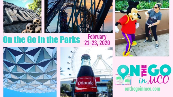 On the Go in the Parks Feb 21 23 2020