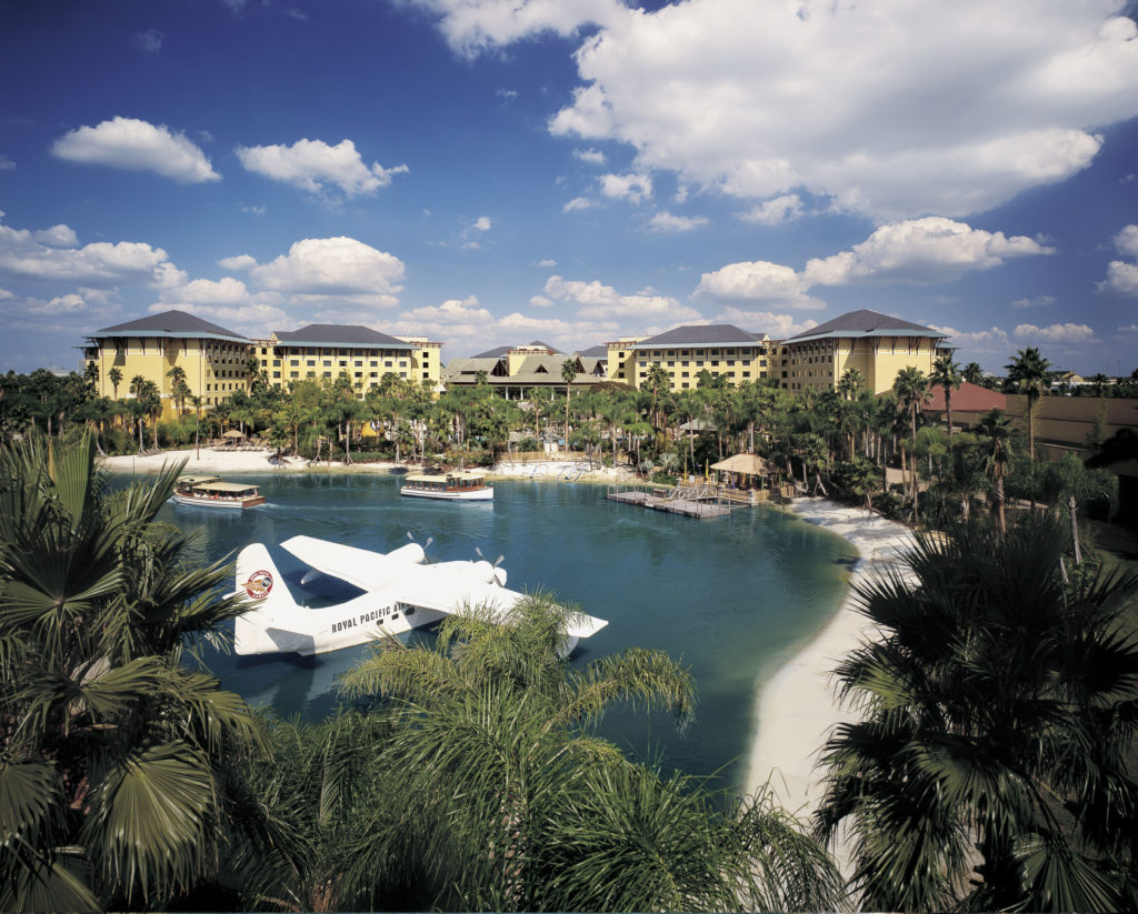 Loews Royal Pacific Resort Universal Orlando Resort Hotel