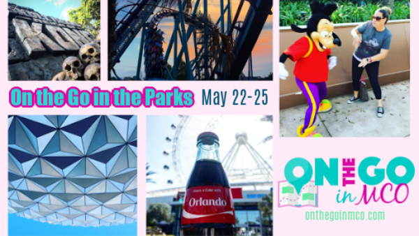 On the Go in the Parks May 22-25, 2020
