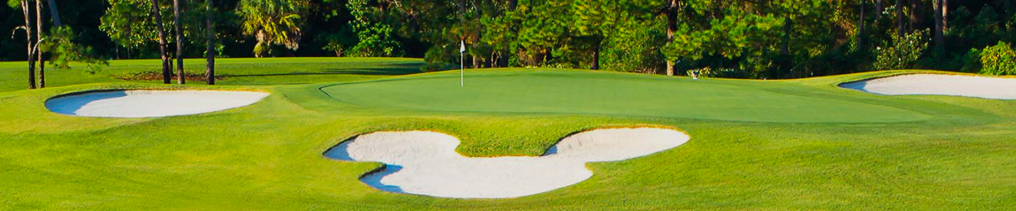 Walt Disney World Golf - Disney Magnolia Golf Course Logo