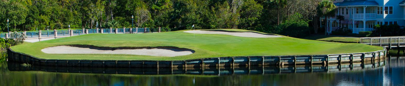 Walt Disney World Golf - Disney Lake Buena Vista Golf Course