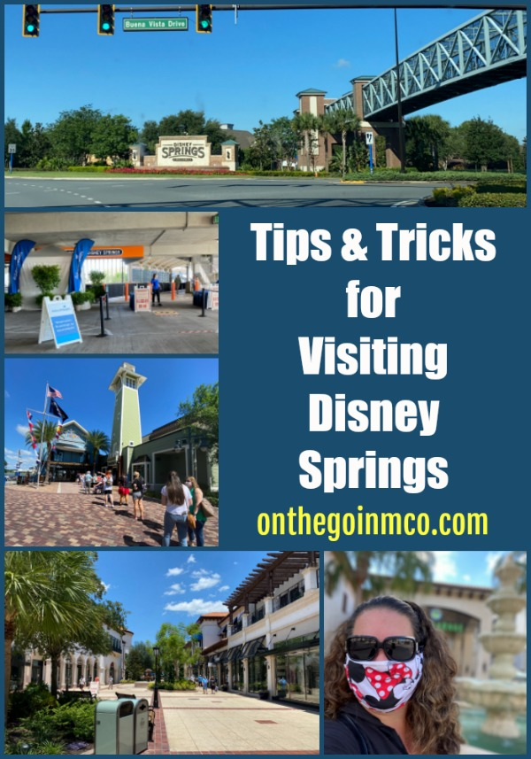 Tips and Tricks for Visiting Disney Springs