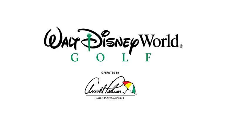 Walt Disney World Golf Logo