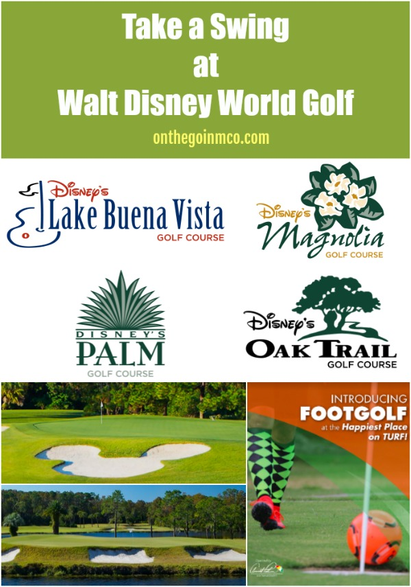 Walt Disney World Golf May 2020