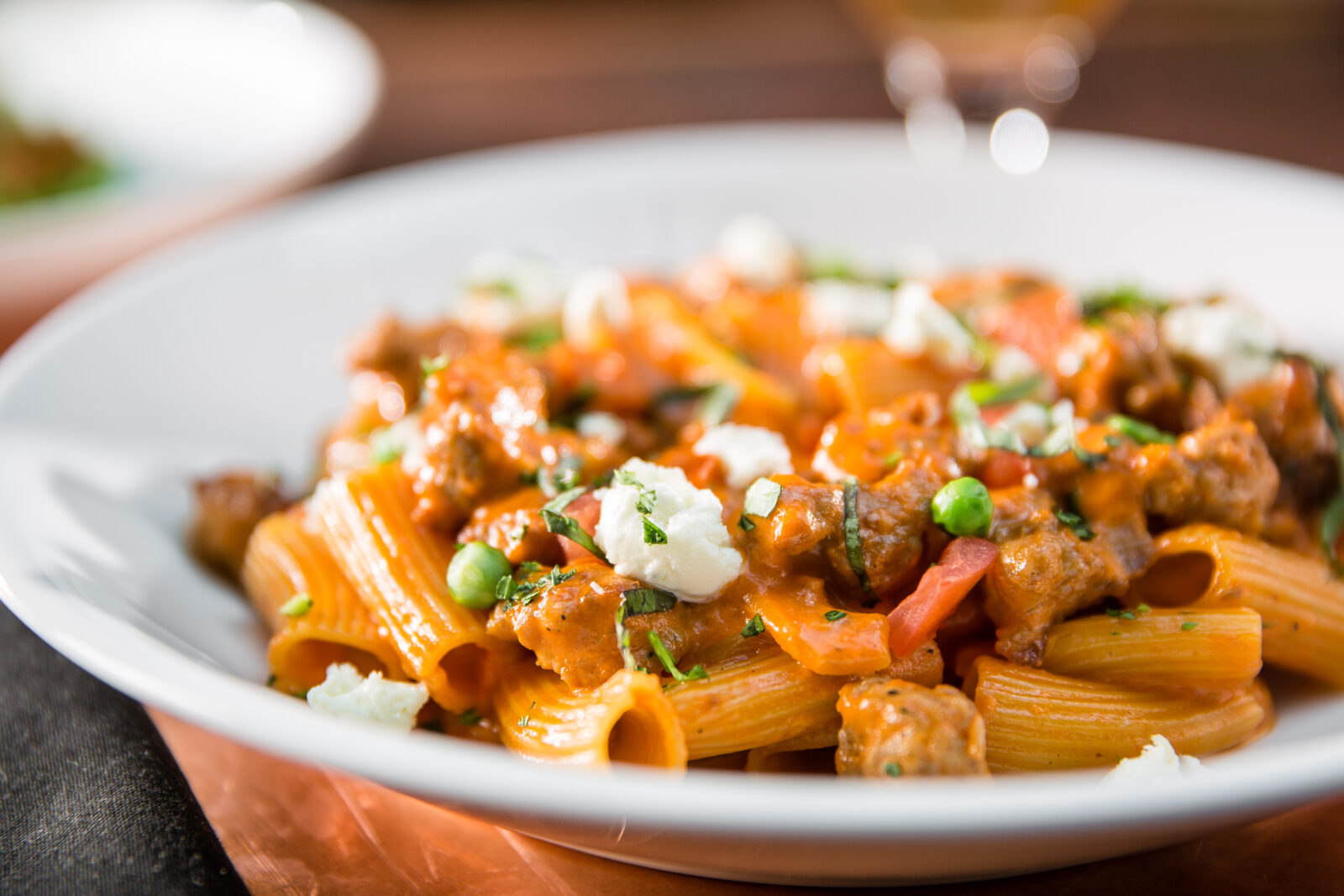 City Works Rigatoni - Reopening June 2020