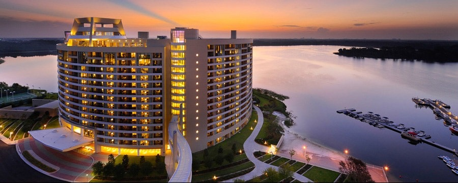 Walt Disney World Resort Disney Vacation Club Bay Lake Tower Disney's Contemporary Resort