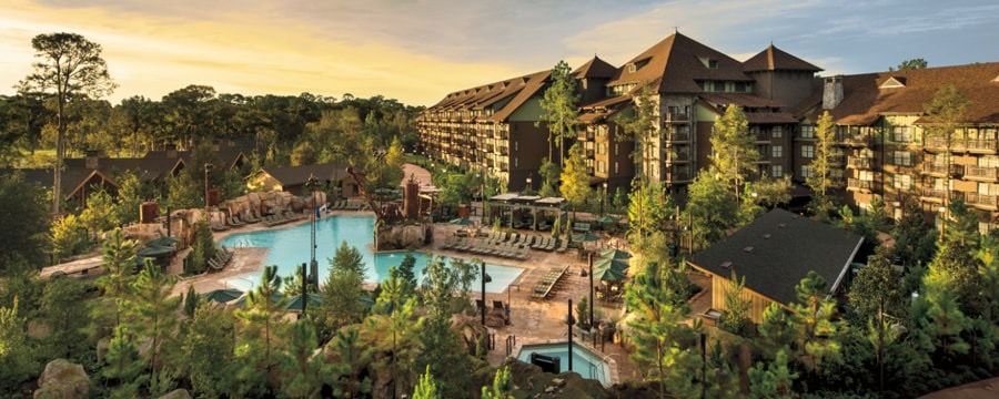 Walt Disney World Resort Disney Vacation Club Boulder Ridge