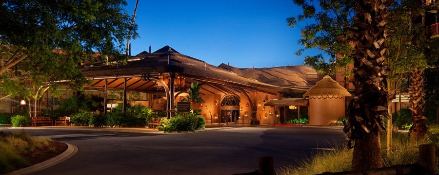 Walt Disney World Resort Disney Vacation Club Disney's Animal Kingdom Lodge Kidani Village