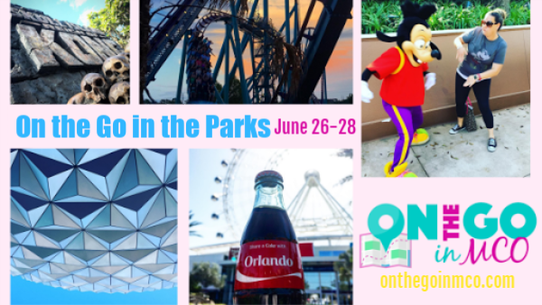 On the Go in the Parks June 26 to 28 2020