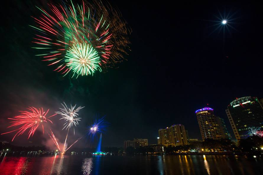4th of July 2020 Orlando