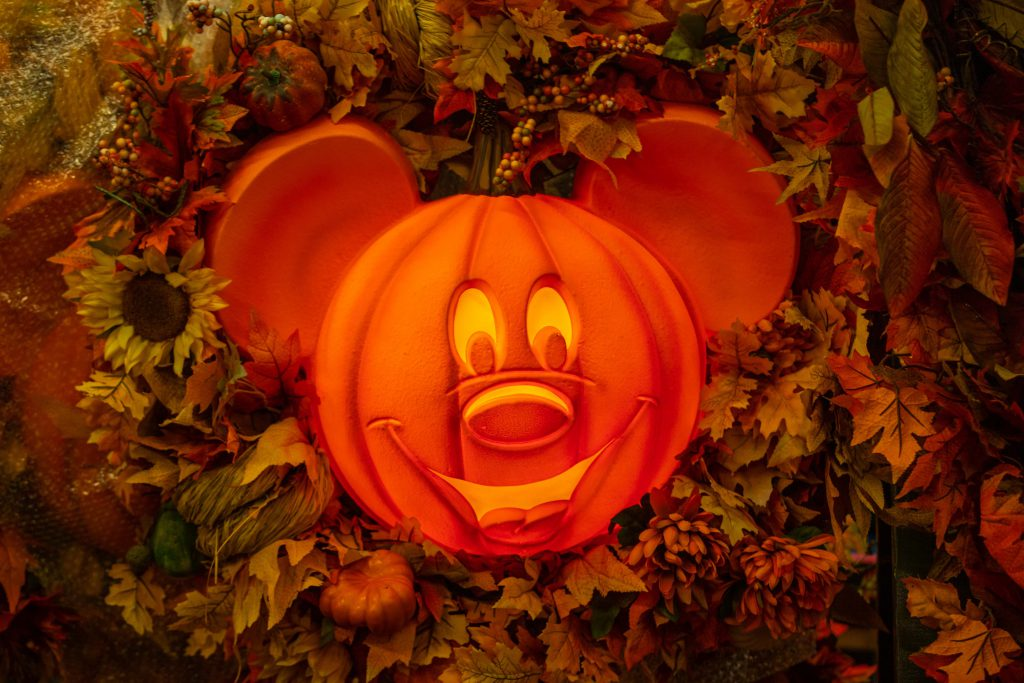 Magic Kingdom Fall Fun Halloween 2020