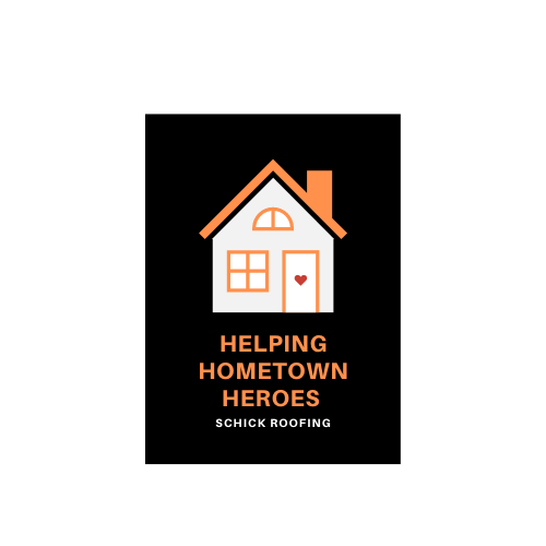 Schick Roofing Helping Hometown Heroes