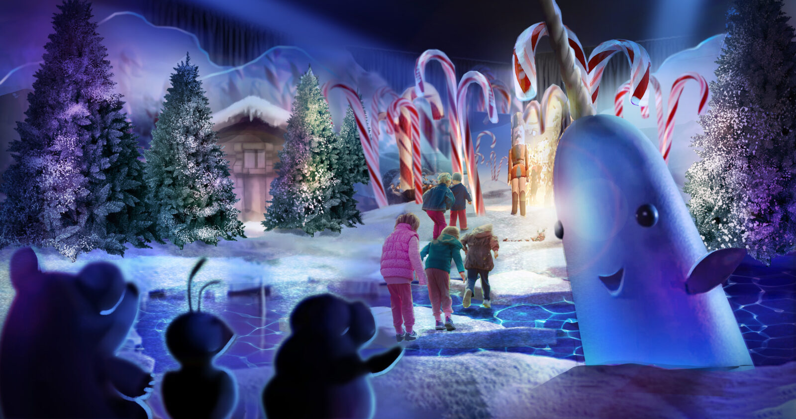 I Love Christmas Movies Gaylord Palms Resort Christmas 2020