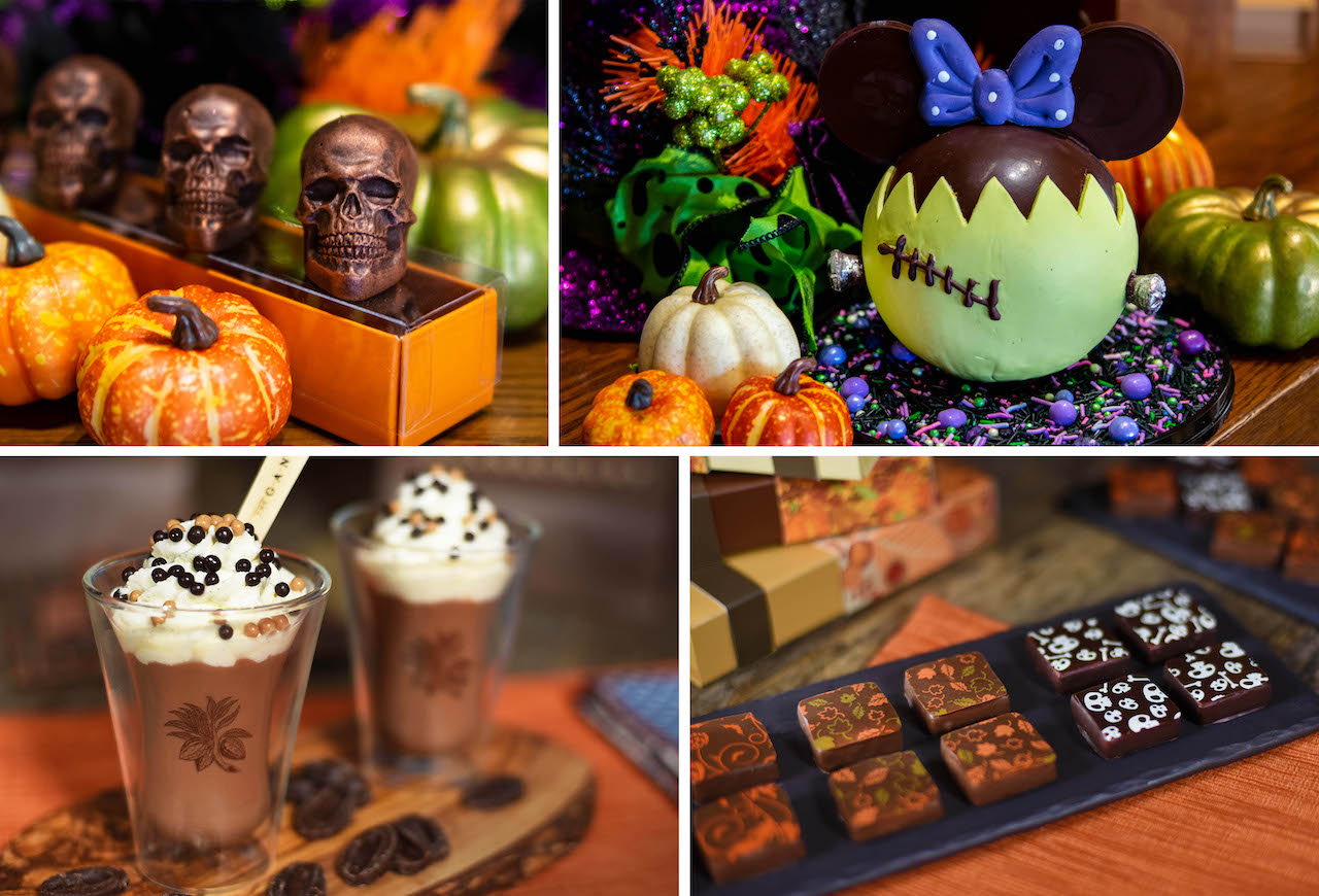Walt Disney World Fall Treats Resorts Disney Springs Halloween 2020