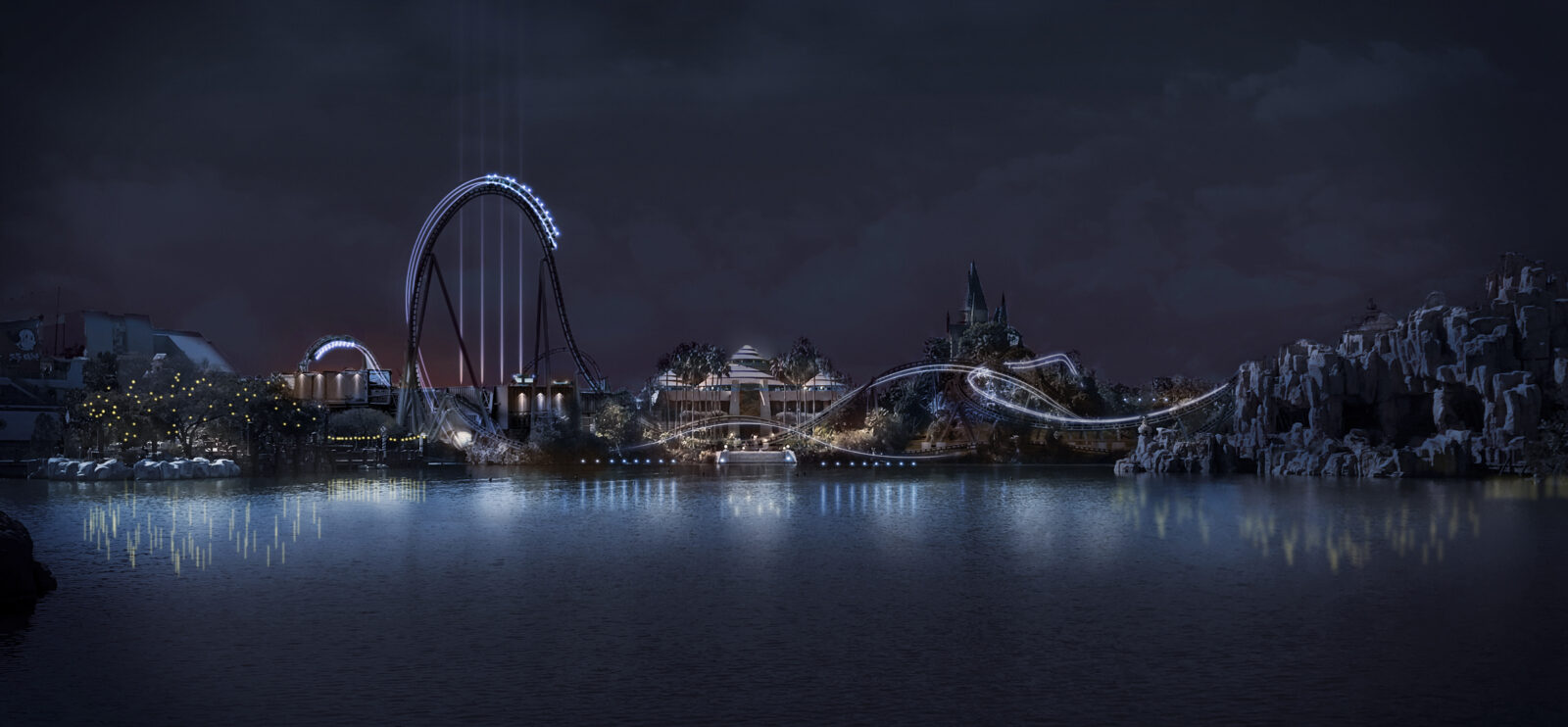 Jurassic World VelociCoaster Universal Orlando Resort Unviersal's Islands of Adventure 2021