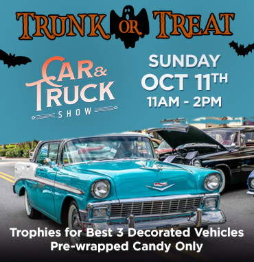 Sunset Walk Trunk or Treat October 2020