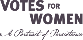 Mennello Museum Votes for Women Logo