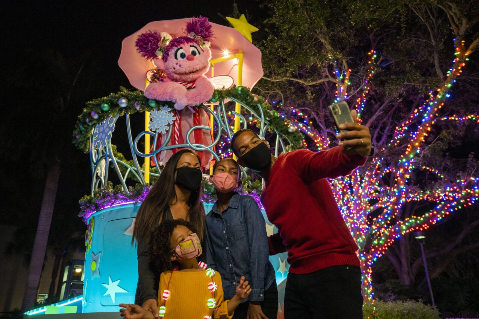 SeaWorld Orlando Christmas Celebration 2020