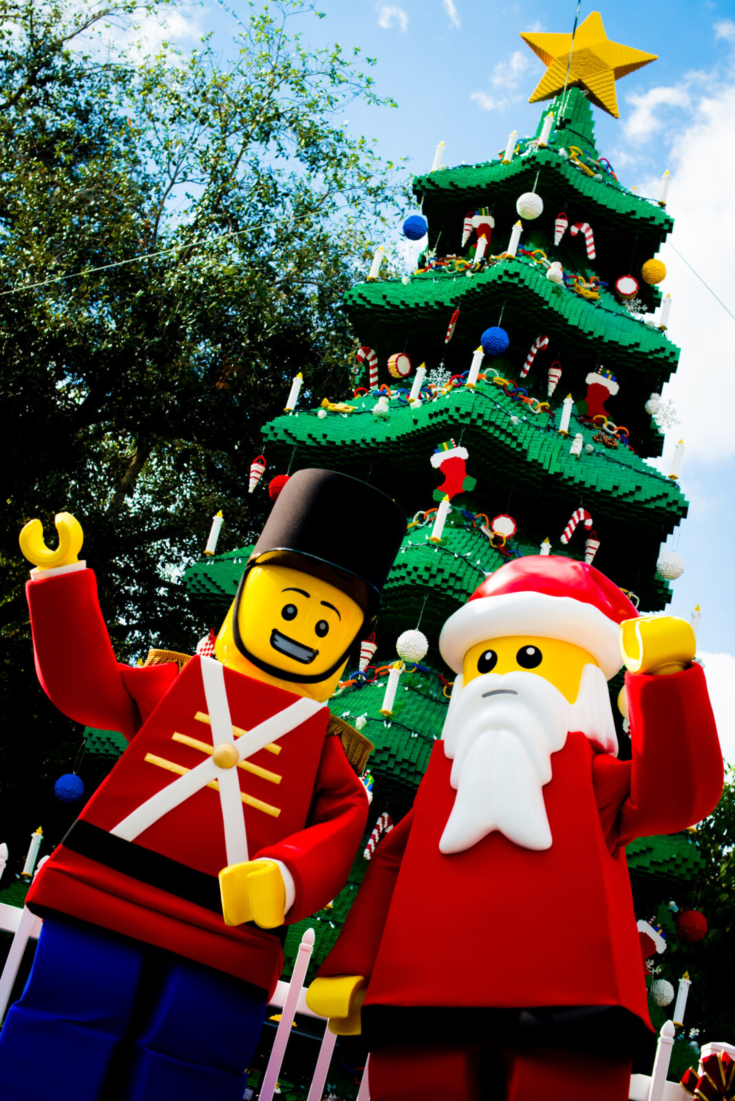 Holidays at LEGOLAND Florida 2020