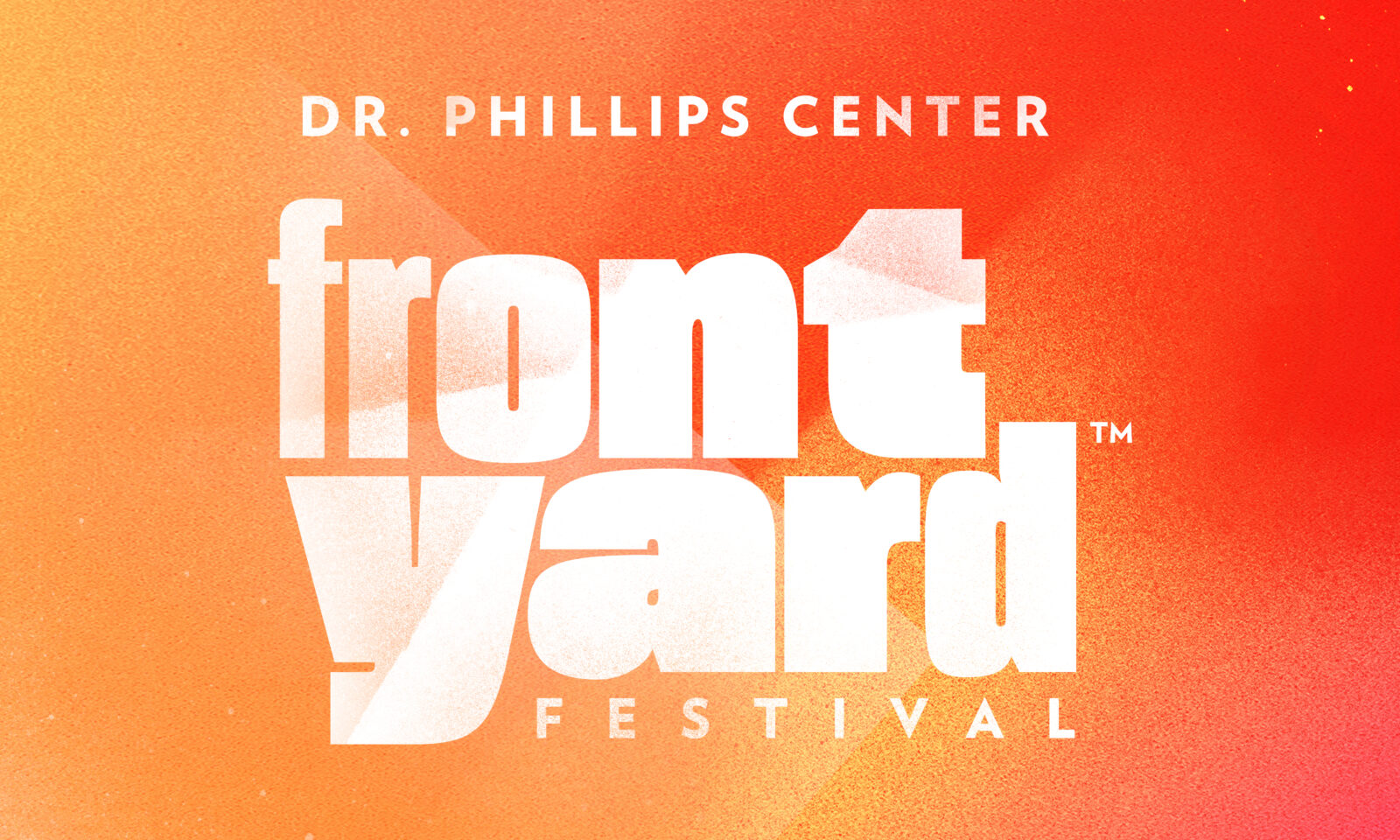 Dr Phillips Center Front Yard Festival - Logo