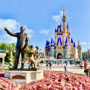 Walt Disney World Park Hopping 2021