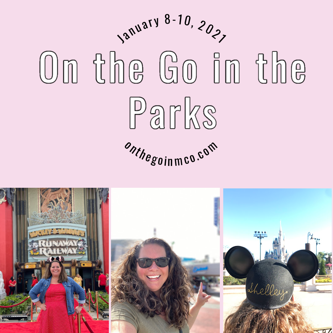 Instagram Post - On the Go In the Parks January 2021